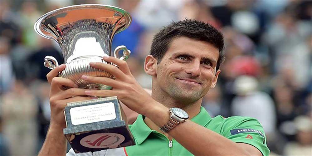 مرد شماره دو تنیس دنیا