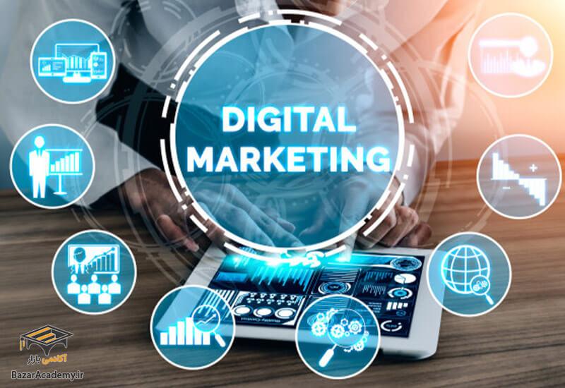 دیجیتال مارکتینگ (digital marketing)