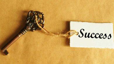 شکرگزاری کلیدی برای همه چیز - شکرگزاری