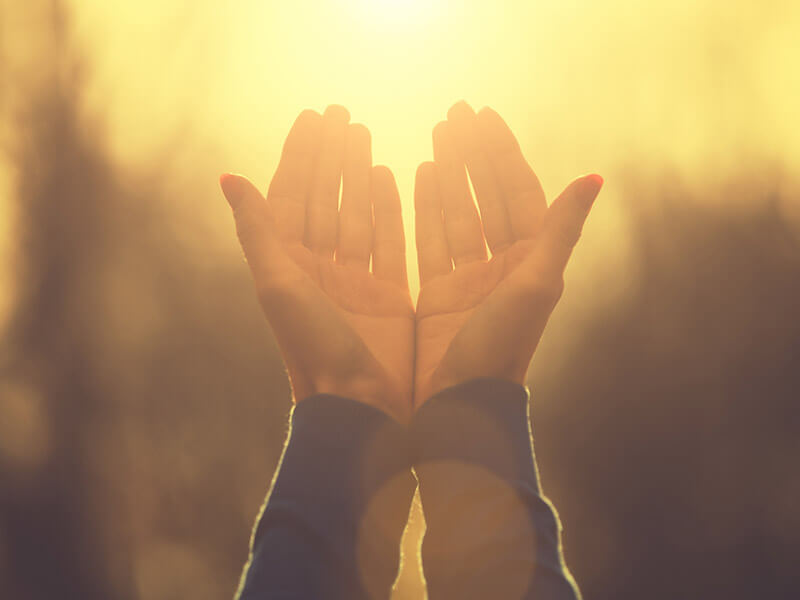 پاکسازی ذهن و آرامش درون با شکرگذاری نعمتهای زندگیتان