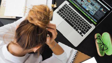 ۹ روش کاهش استرس در محل کار
