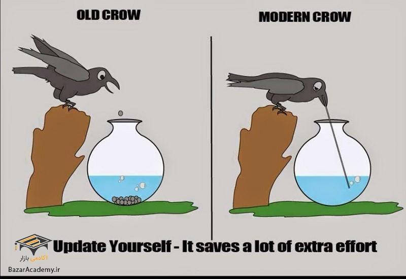 پیشرفت نمی کنید متوسط بودن را رها کنید