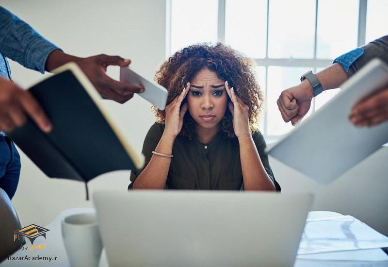 کاهش اضطراب و استرس
