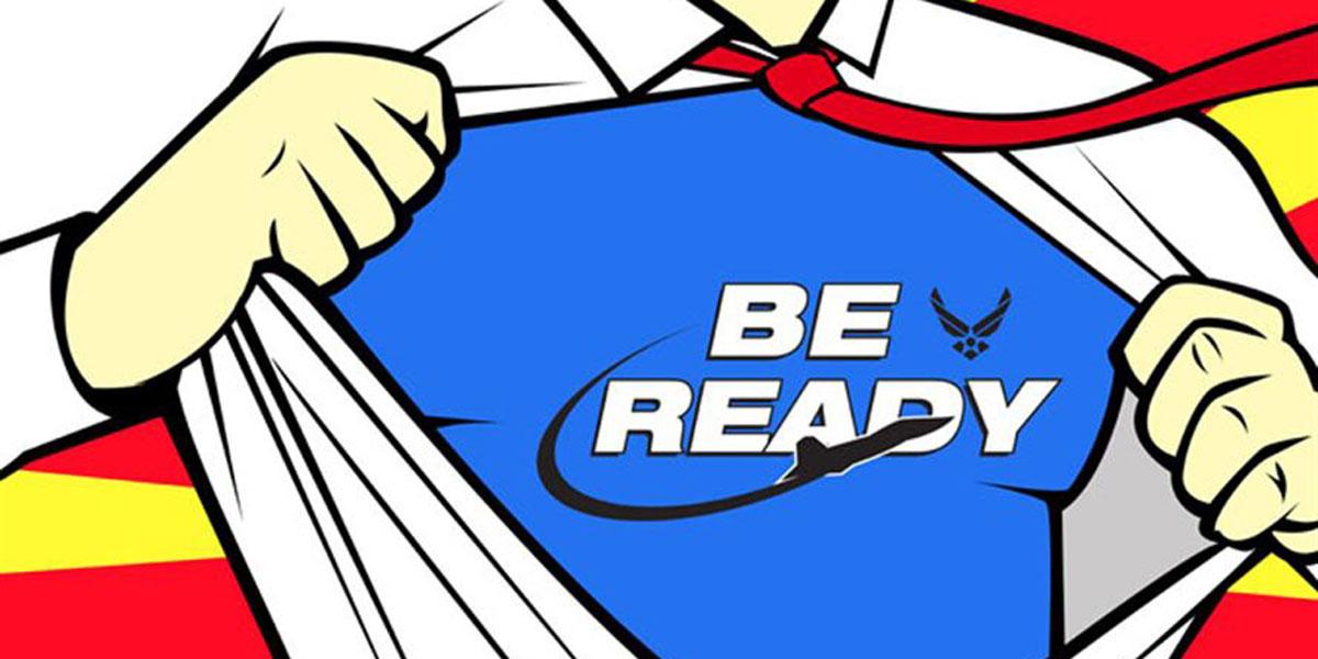 آماده بودن