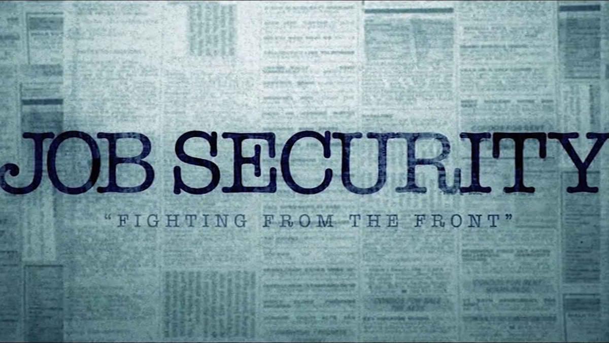 امنیت شغلی