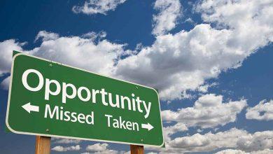 فرصتهای زندگی