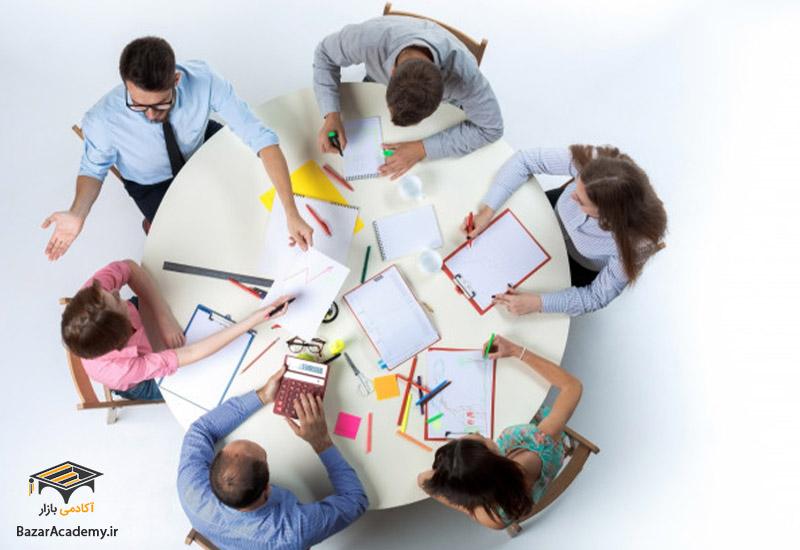برای ارتباط خود با مشتریان طرح و نقشه داشته باشید