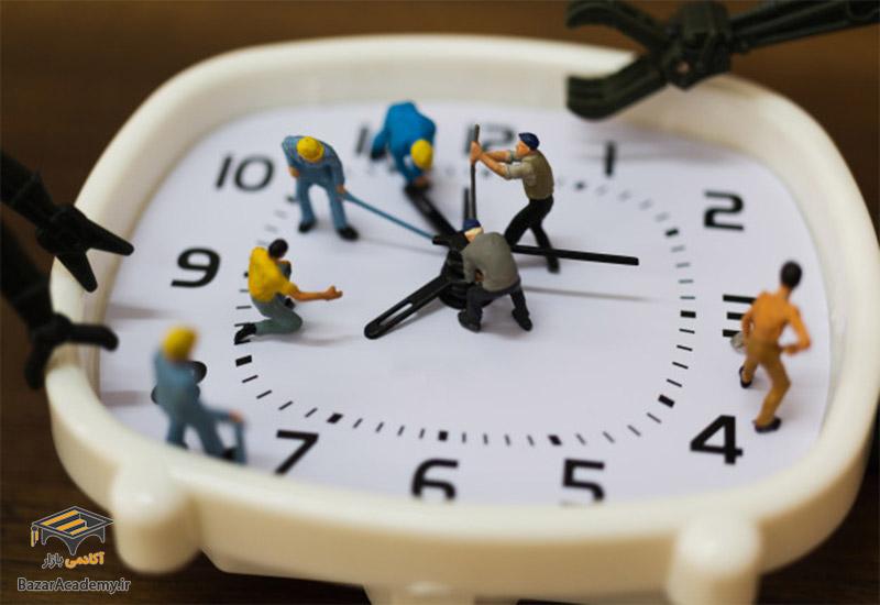 اهمیت مدیریت زمان برای موفقیت و اهداف